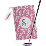 Sea Horses Golf Towel Gift Set (Personalized)