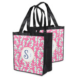 Sea Horses Grocery Bag (Personalized)