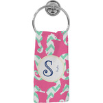 Sea Horses Hand Towel - Full Print (Personalized)