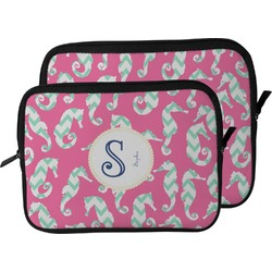 Sea Horses Laptop Sleeve / Case (Personalized)