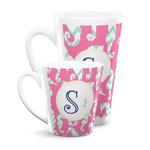 Sea Horses Latte Mug (Personalized)