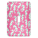Sea Horses Light Switch Covers (Personalized)
