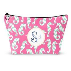 Sea Horses Makeup Bags (Personalized)