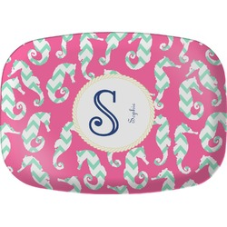 Sea Horses Melamine Platter (Personalized)