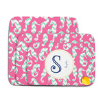 Sea Horses Memory Foam Bath Mat (Personalized)