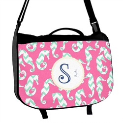 Sea Horses Messenger Bag (Personalized)