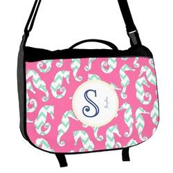 Sea Horses Messenger Bag (Personalized)