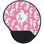 Sea Horses Mouse Pad with Wrist Support
