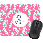 Sea Horses Mouse Pad (Personalized)