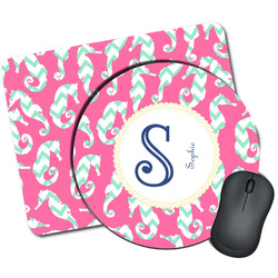 Sea Horses Mouse Pads (Personalized)