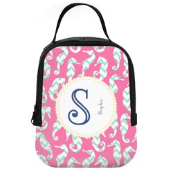 Sea Horses Neoprene Lunch Tote (Personalized)