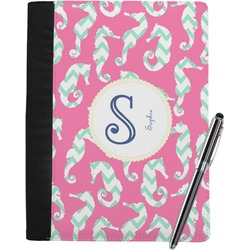 Sea Horses Notebook Padfolio (Personalized)