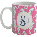 Sea Horses Coffee Mug (Personalized)