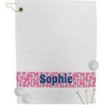 Sea Horses Golf Towel (Personalized)