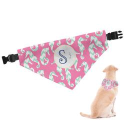 Sea Horses Dog Bandana (Personalized)