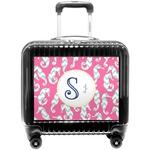 Sea Horses Pilot / Flight Suitcase (Personalized)