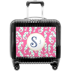 Sea Horses Pilot / Flight Suitcase (Personalized)