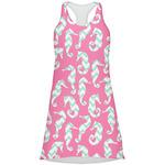 Sea Horses Racerback Dress (Personalized)
