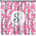 Sea Horses Shower Curtain (Personalized)