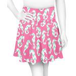 Sea Horses Skater Skirt (Personalized)