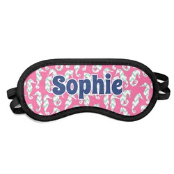 Sea Horses Sleeping Eye Mask (Personalized)