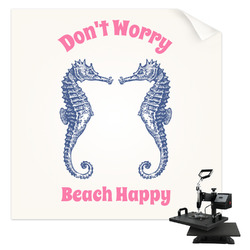 Sea Horses Sublimation Transfer (Personalized)