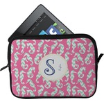 Sea Horses Tablet Case / Sleeve (Personalized)