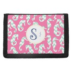 Sea Horses Trifold Wallet (Personalized)