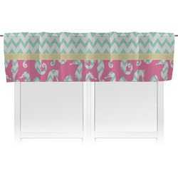 Sea Horses Valance (Personalized)