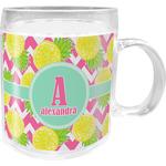 Pineapples Acrylic Kids Mug (Personalized)