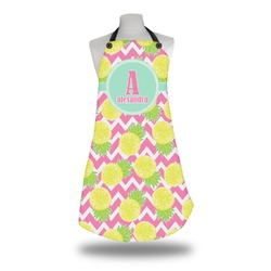 Pineapples Apron (Personalized)