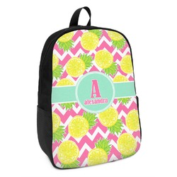 Pineapples Kids Backpack (Personalized)