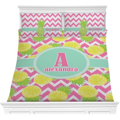 Pineapples Comforters (Personalized)