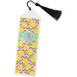 Pineapples Book Mark w/Tassel (Personalized)