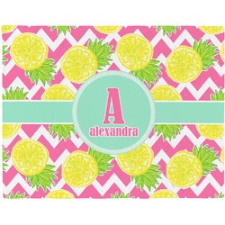 Pineapples Placemat (Fabric) (Personalized)