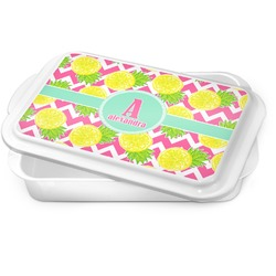 Pineapples Cake Pan (Personalized)