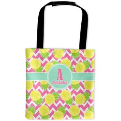 Pineapples Auto Back Seat Organizer Bag (Personalized)