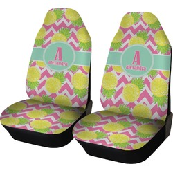 Pineapples Car Seat Covers (Set of Two) (Personalized)