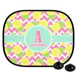 Pineapples Car Side Window Sun Shade (Personalized)