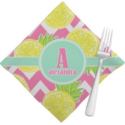 Pineapples Napkins (Set of 4) (Personalized)