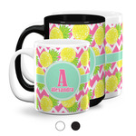 Pineapples Coffee Mugs (Personalized)
