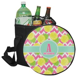 Pineapples Collapsible Cooler & Seat (Personalized)