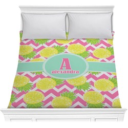 Pineapples Comforter (Personalized)