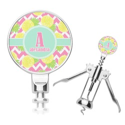 Pineapples Corkscrew (Personalized)