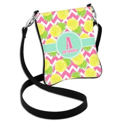 Pineapples Cross Body Bag - 2 Sizes (Personalized)
