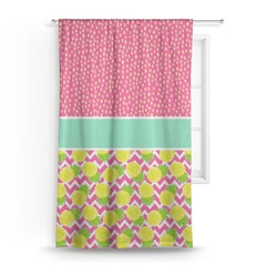 Pineapples Curtain (Personalized)