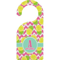 Pineapples Door Hanger (Personalized)