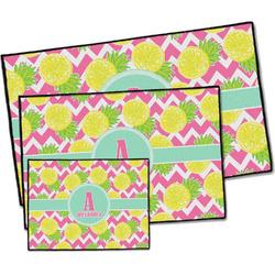 Pineapples Door Mat (Personalized)