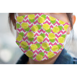 Pineapples Face Mask Cover (Personalized)