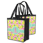 Pineapples Grocery Bag (Personalized)